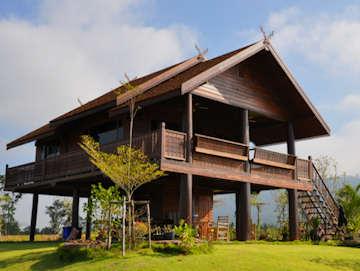 Thailanna Home Buy Your Own Teak Wooden House In Thailand